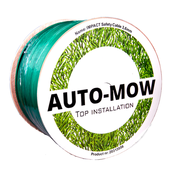 Auto-Mow Impact Safety Cable