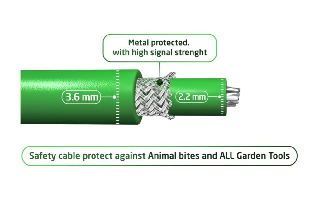 IMPACT SAFETY CABLE 3,6MM