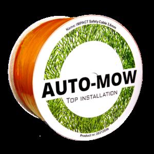 Auto-Mow Ограничительный кабель оранжевого цвета