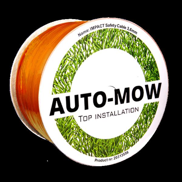Auto-Mow Orange boundary cable
