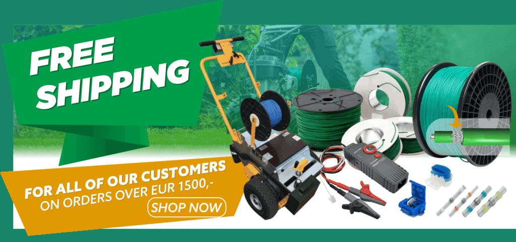 Free shipping auto-mow
