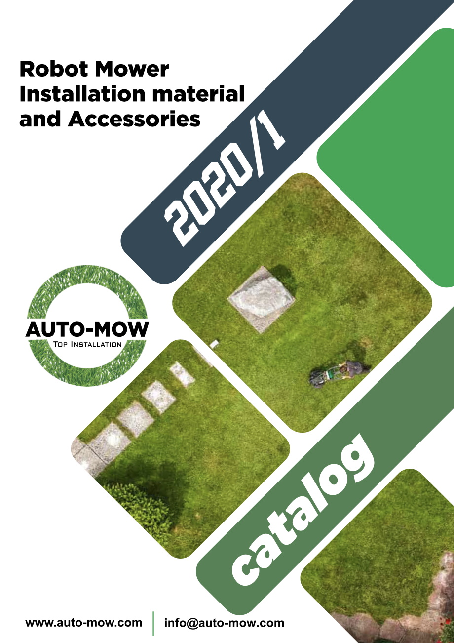 Brochure for Auto-Mow