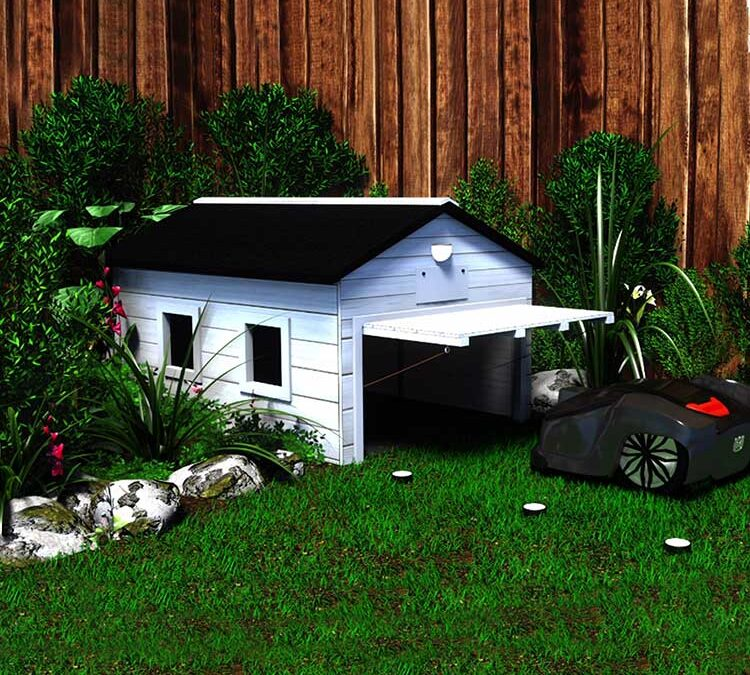 Meet My Robot Home Plus, The Next Highline Garage Model